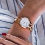 How To Wear A Gold Watch Casually