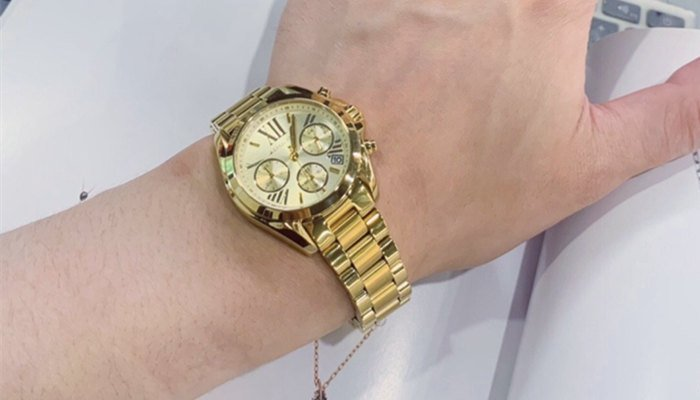 Are Michael Kors Watches Gold Plated