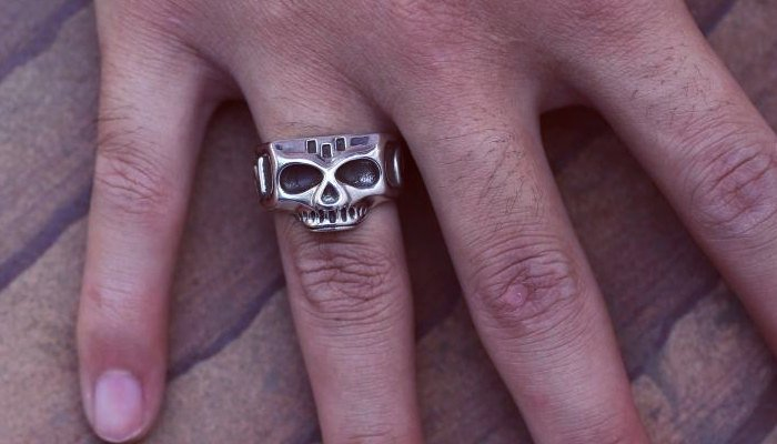 what is the biker ring