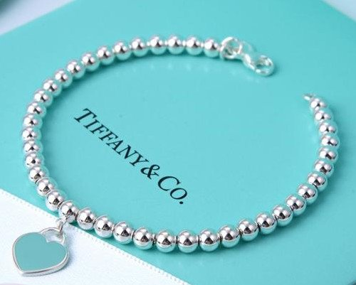 Are Tiffany Bracelets Solid Silver
