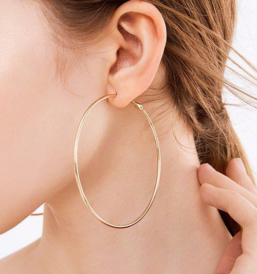 Types Of Hoop Earrings