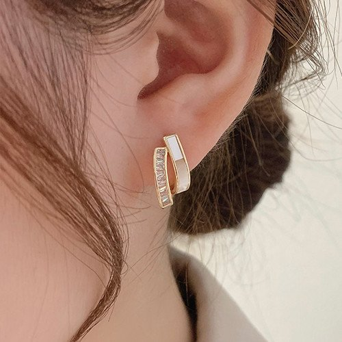 The Gunk On My Earrings