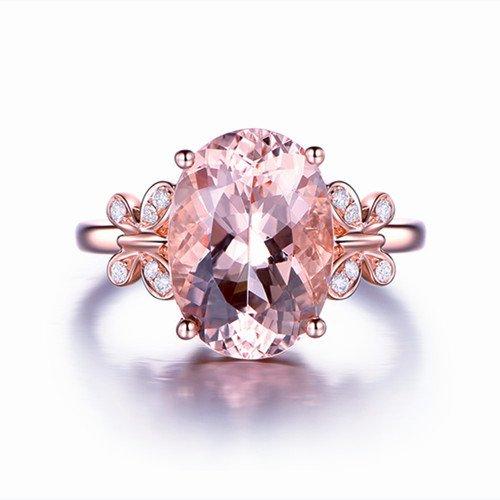 Are Morganite Engagement Rings Tacky