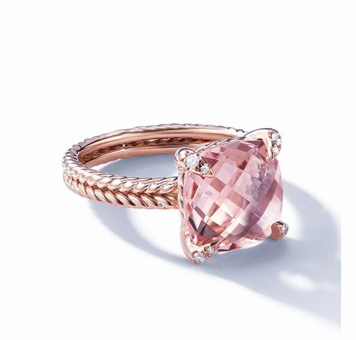 Does Morganite scratch easily