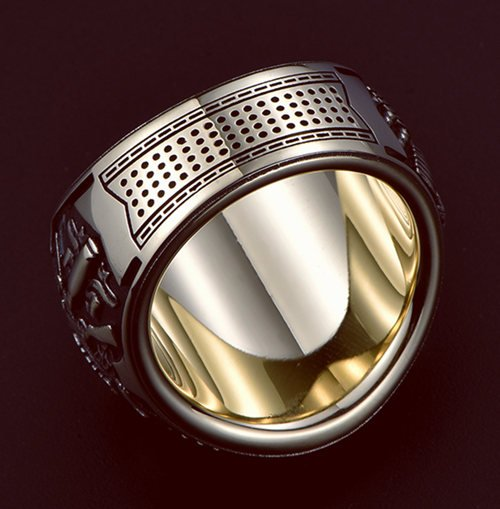 is an ultrium ring worth anything