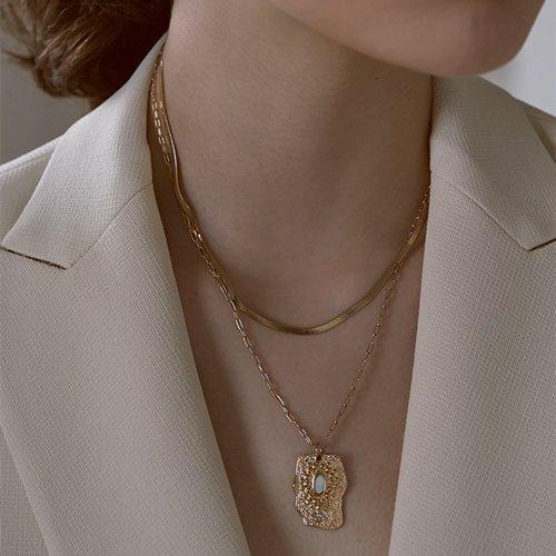 5 полезных советов, как носить одно и то же ожерелье каждый день