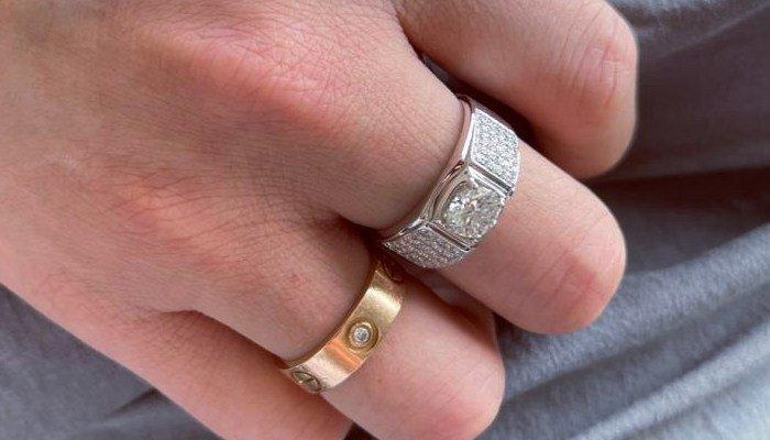 Can Men Also Wear Diamond Jewelry